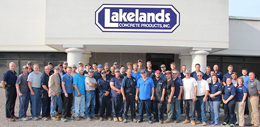 Lakelands Concrete Products, Inc.